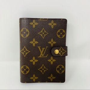 Authentic Louis Vuitton Agenda Wallet